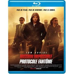 Mission : Impossible - Protocole fantôme Blu Ray
