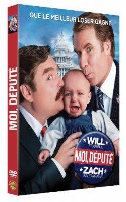 Moi, député - DVD