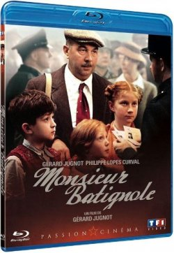 Monsieur Batignole - Blu Ray
