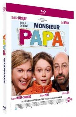 Monsieur Papa  Blu Ray