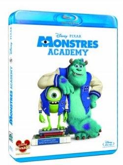 Monstres Academy - Blu Ray