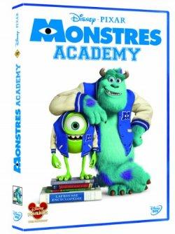 Monstres Academy - DVD