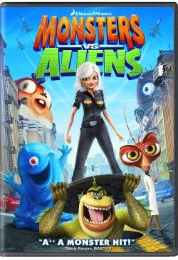 Monstres VS Aliens - 1 DVD Edition