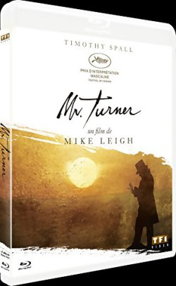 Mr Turner - Blu Ray
