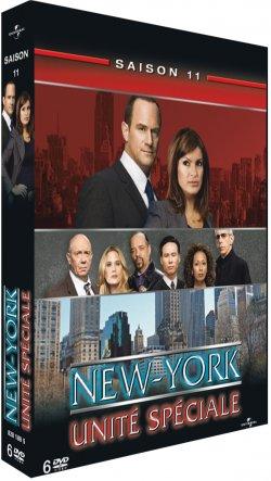 New York Unité Spéciale - Saison 11