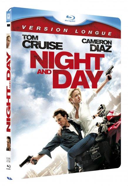 Test Blu-Ray de Test Blu-Ray de Night And Day