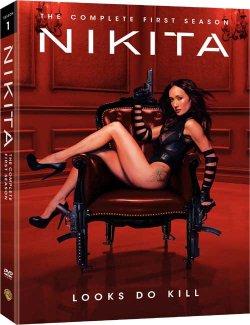 Nikita Saison 1 DVD