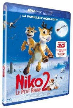 Niko le petit renne 2 [Blu-ray]