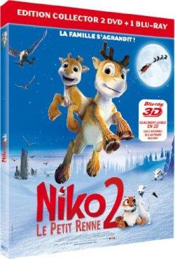 Niko le petit renne 2 [Combo DVD/Blu-Ray]