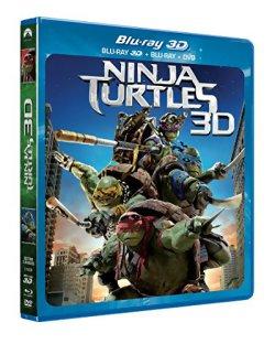 Ninja Turtles - Blu Ray 3D