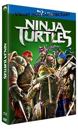 Ninja Turtles - Combo Blu Ray + DVD