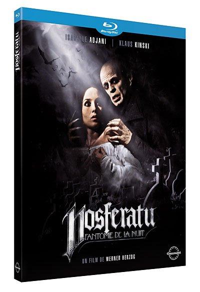 Test Blu-ray du film Test Blu-ray du film Nosferatu, fantôme de la nuit