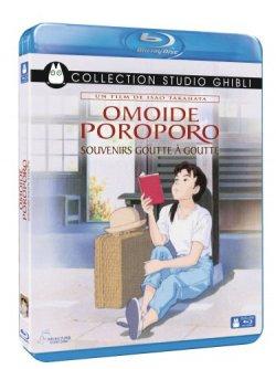 Omoide Poro Poro, Souvenirs goutte à goutte - Blu Ray