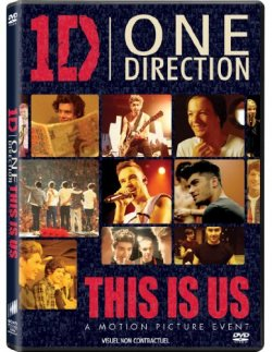 One direction le film - DVD