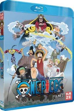 One Piece le Film 2 : L'aventure de l'île de l'horloge