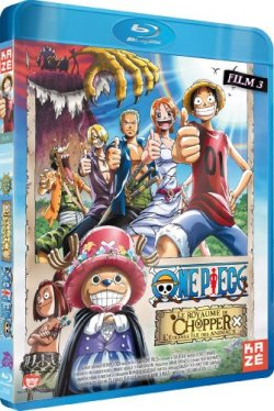 One Piece 3 : Le royaume de Chopper (Blu Ray)