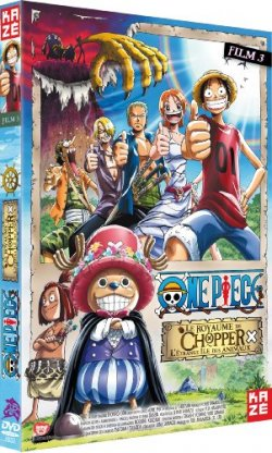 One Piece 3 (Le royaume de Chopper, l'étrange île des animaux)