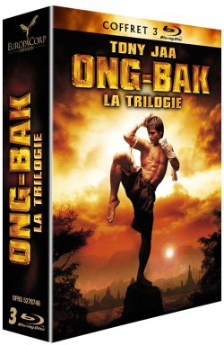 Ong-bak : La trilogie Blu-ray
