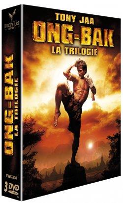 Ong-bak  La trilogie DVD