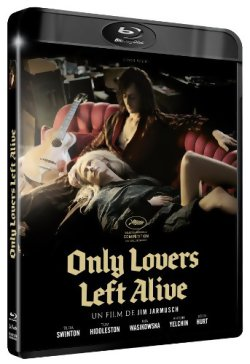 Only Lovers Left Alive - Blu Ray