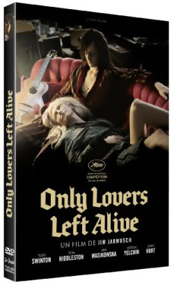 Only Lovers Left Alive - DVD