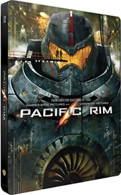 Pacific Rim - Steelbook Edition limitée 2 Blu Ray