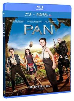 Pan - Blu Ray
