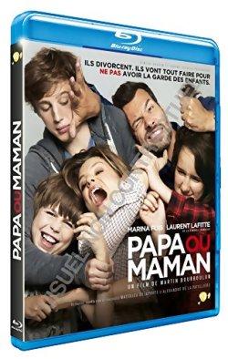 Papa ou Maman - Blu Ray