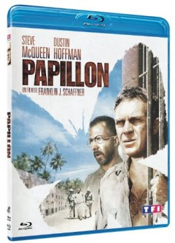 Papillon - Blu Ray