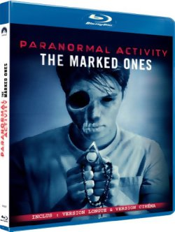 Paranormal Activity: The Marked Ones - Blu Ray