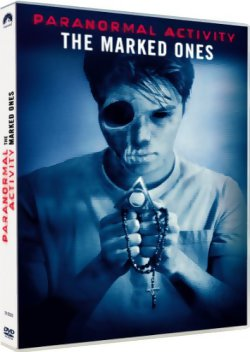 Paranormal Activity: The Marked Ones - DVD