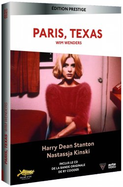 Paris, Texas - Edition Prestige