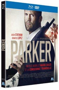 Parker - Blu Ray