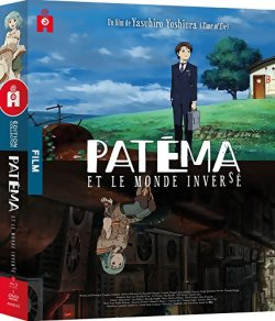 Patema et le monde inversé - Blu Ray