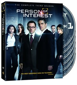 Person of Interest Saison 3 - DVD