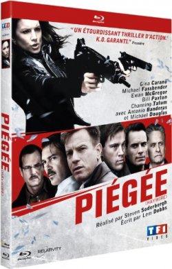 Piégée - Blu Ray