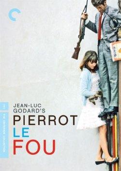 Pierrot le Fou 2-Disc Set