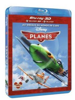 Planes - Blu Ray 3D