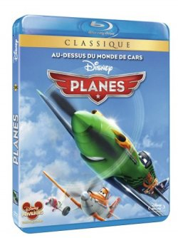 Planes - Blu Ray