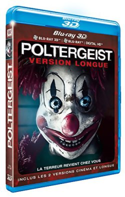 Poltergeist - Blu Ray 3D