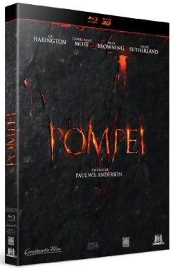 Pompeï - Blu Ray 3D