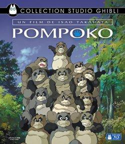 Pompoko - Blu Ray