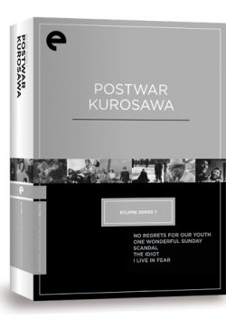Postwar Kurosawa