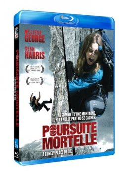 Poursuite Mortelle (A Lonely Place To Die) Blu-ray