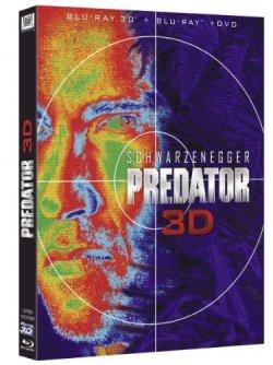 Predator - Blu Ray 3D