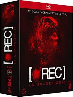 REC : Coffret Quadrilogie Blu Ray