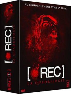 REC : Coffret Quadrilogie DVD