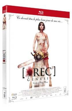 [REC]3 Genesis Blu Ray
