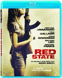 Red State - Blu Ray US
