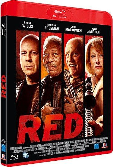 Test du Blu-Ray Test du Blu-Ray Red